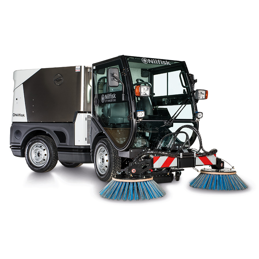 Outdoor Cleaning Machines