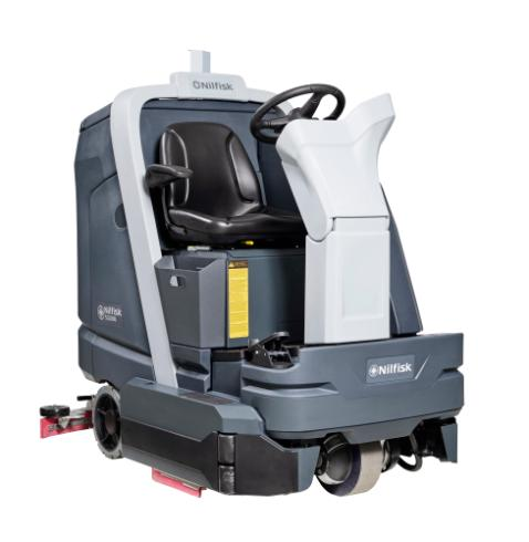 Industrial Floor Scrubber Dryers
