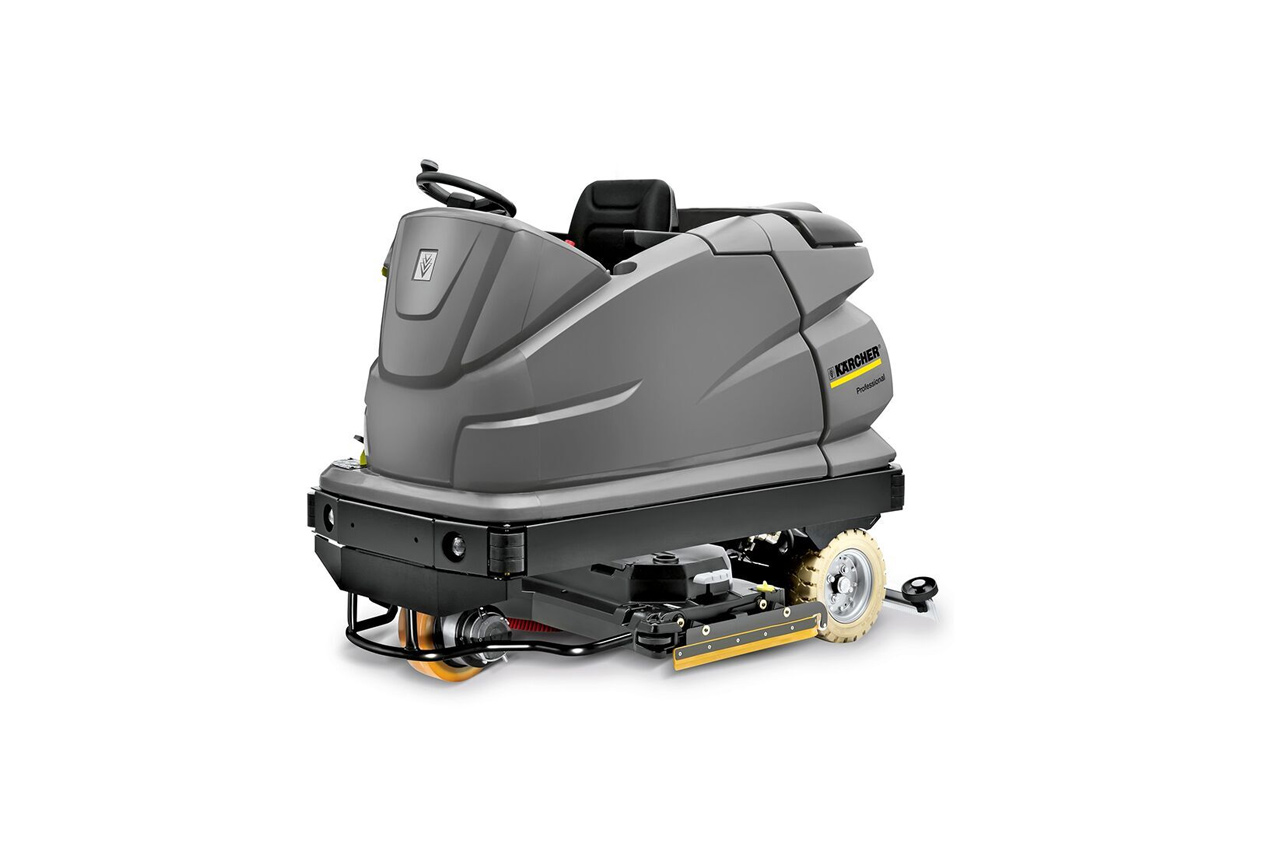 Karcher floor sweeper