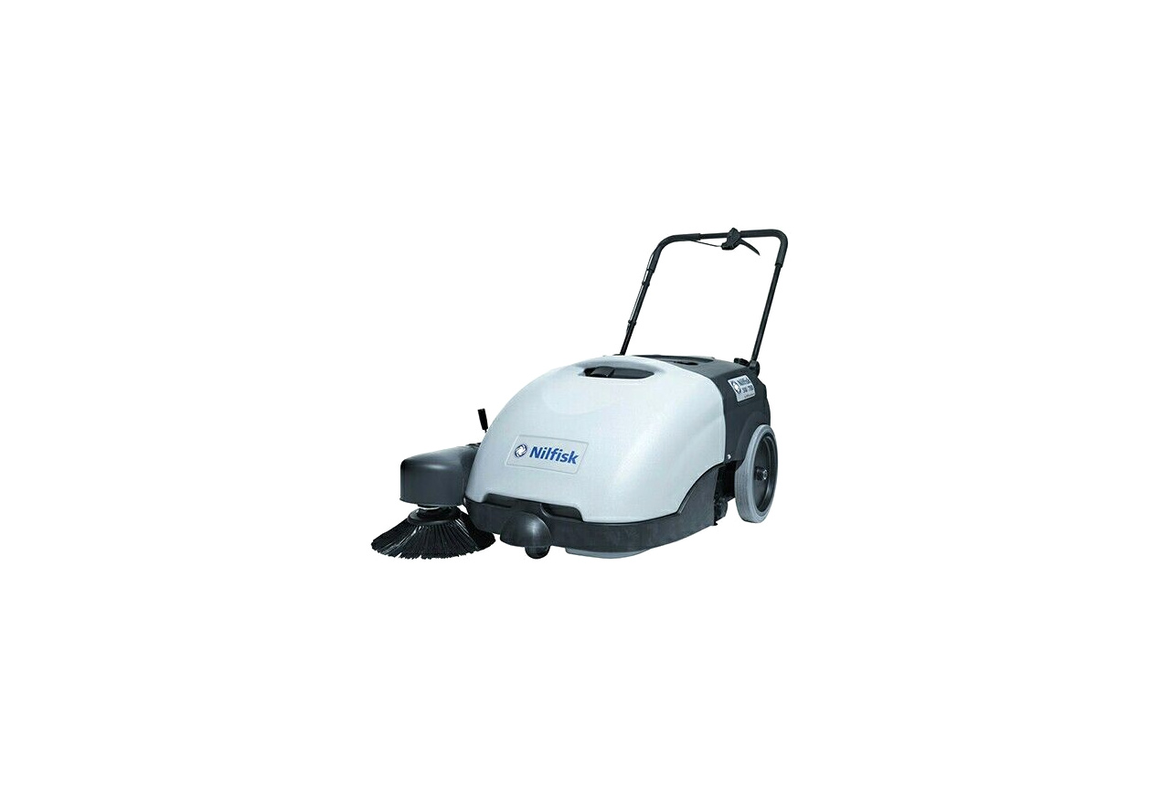 Nilfisk cleaning machine