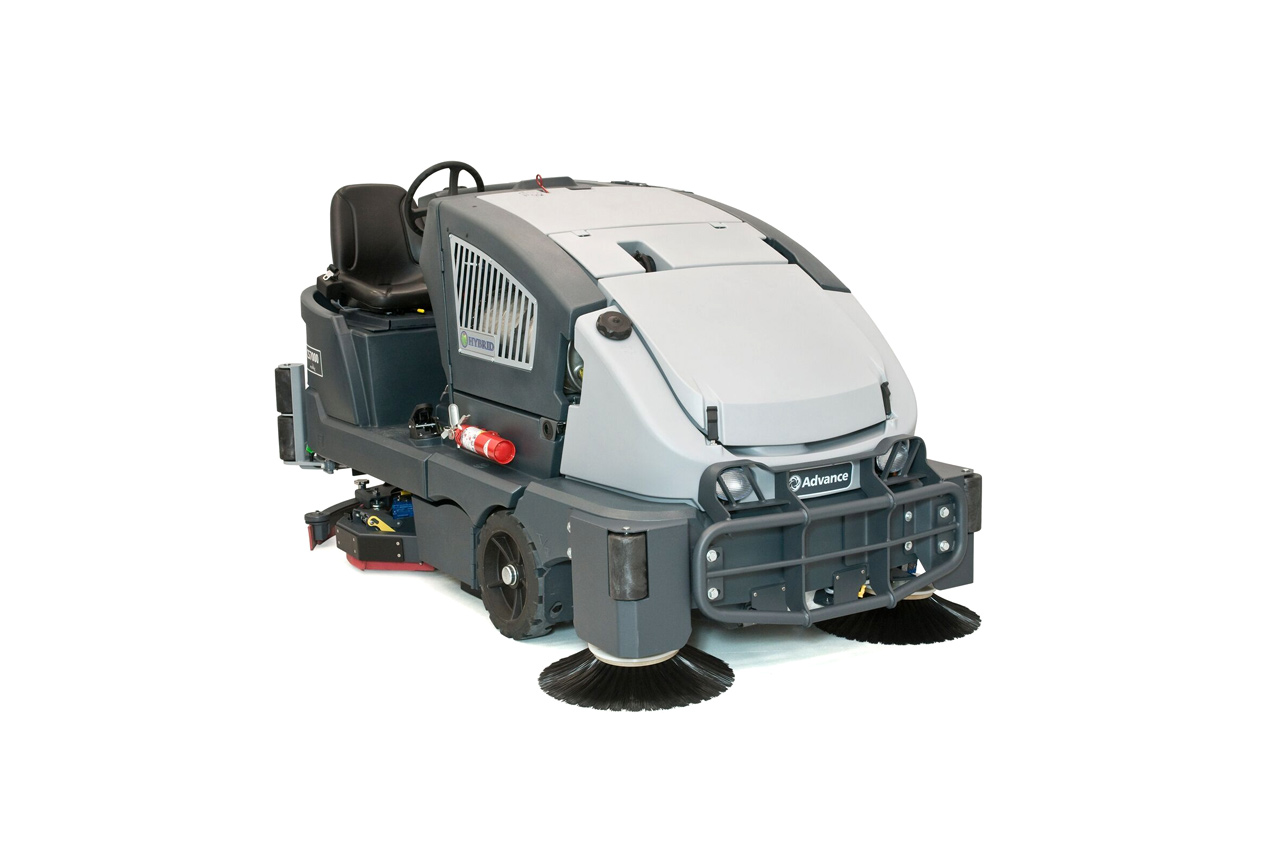 Hybrid Advance cleaning machine