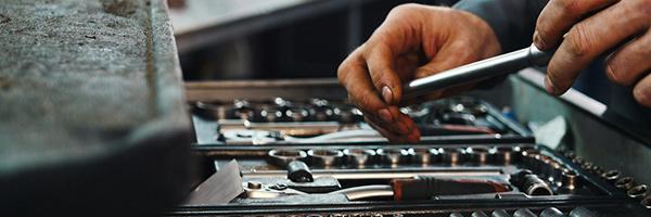 cleaning machine repairs