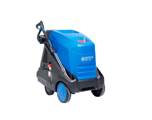 Mobile Hot Pressure Washers