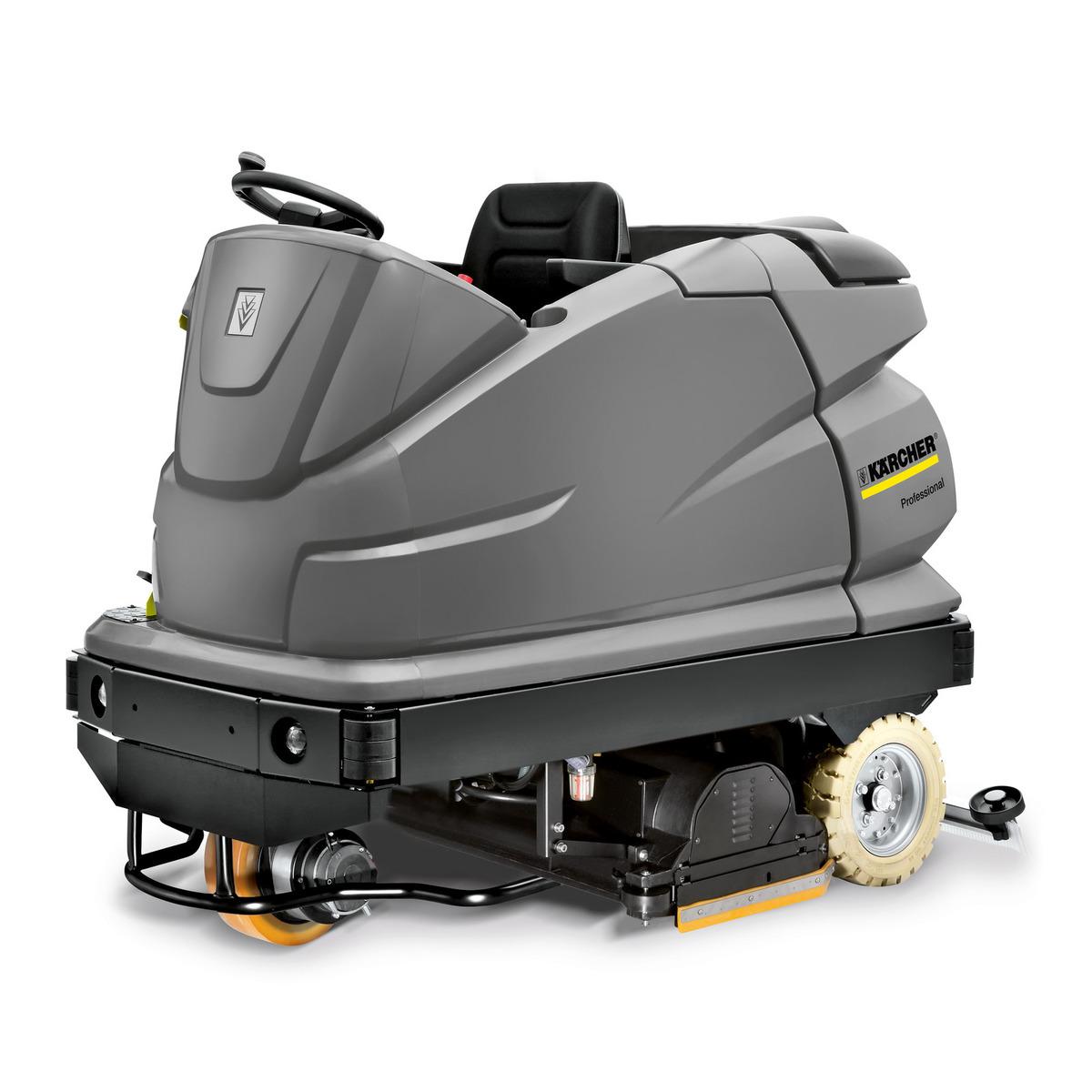 Karcher B 250 R +D100 +R100 + R120/ BR250 R BP