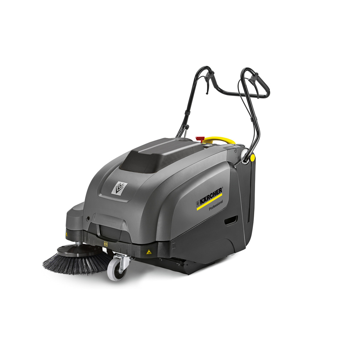 Karcher KM 85/50 W P/W BP Powered sweeper
