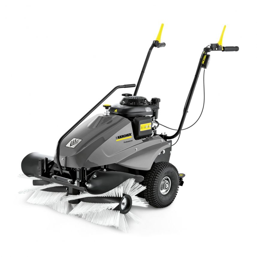 Karcher KM 80 W P Powered Walk Behind Sweeper