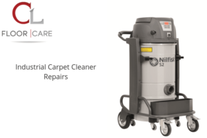 Industrial Carpet Cleaner Repairs