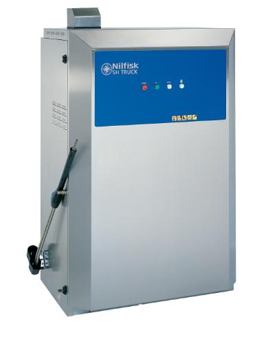 Stationary Hot Pressure Washers