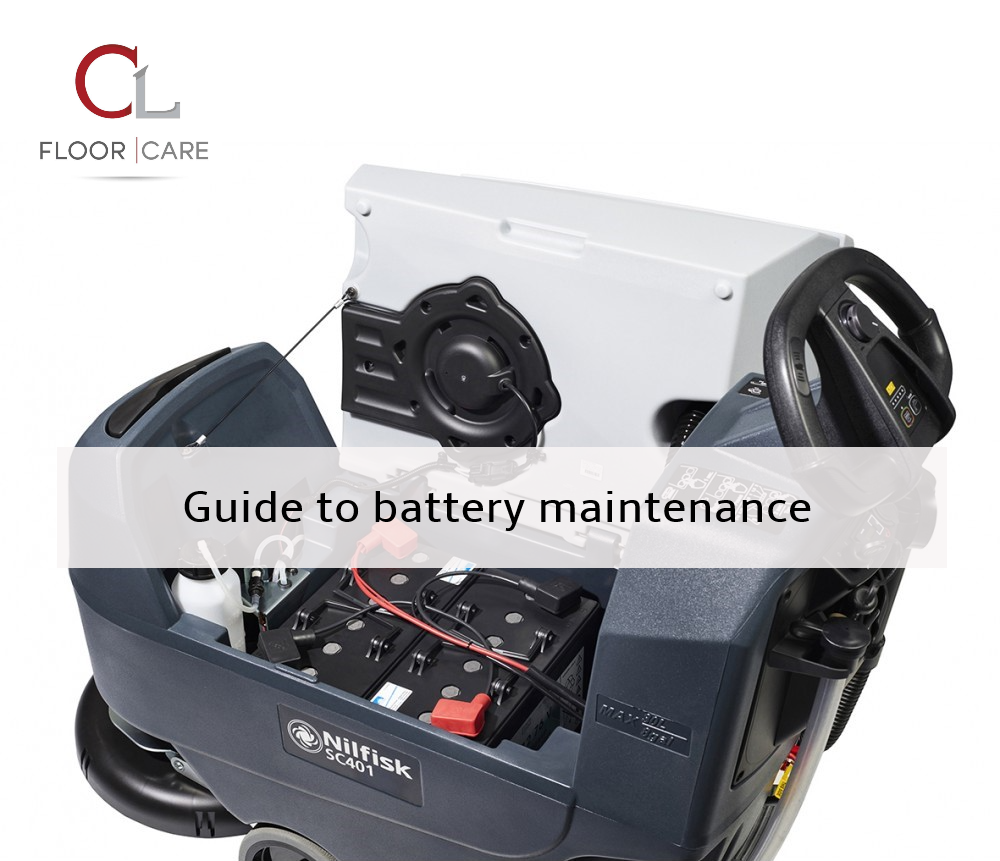 Guide to battery maintenance