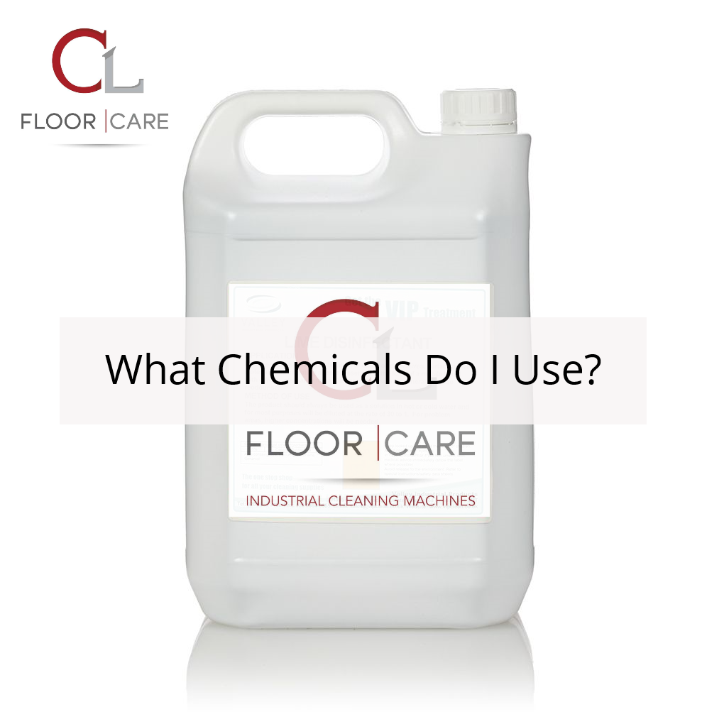 What Chemicals do I use?