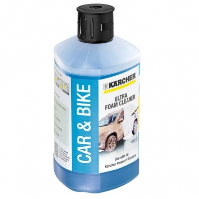 Karcher foam cleaner