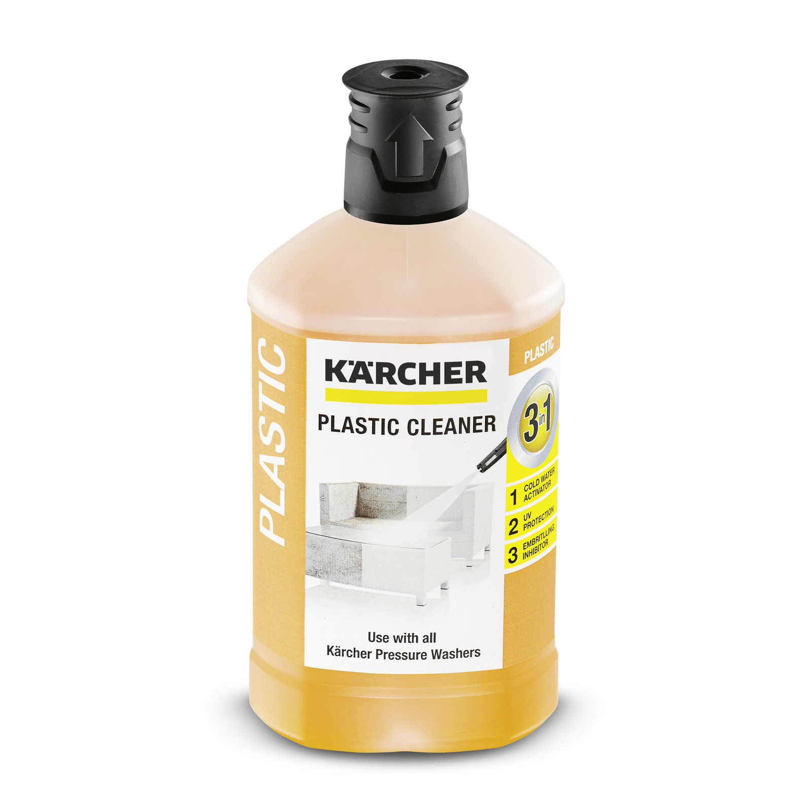 Karcher Plastic cleaner