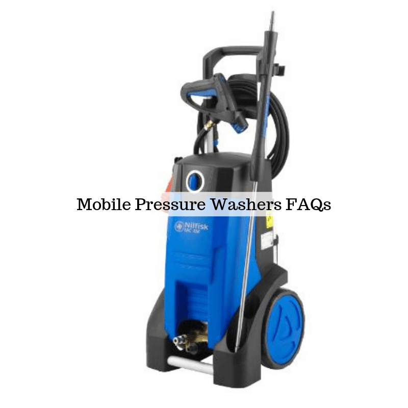 Mobile Pressure Washers FAQs