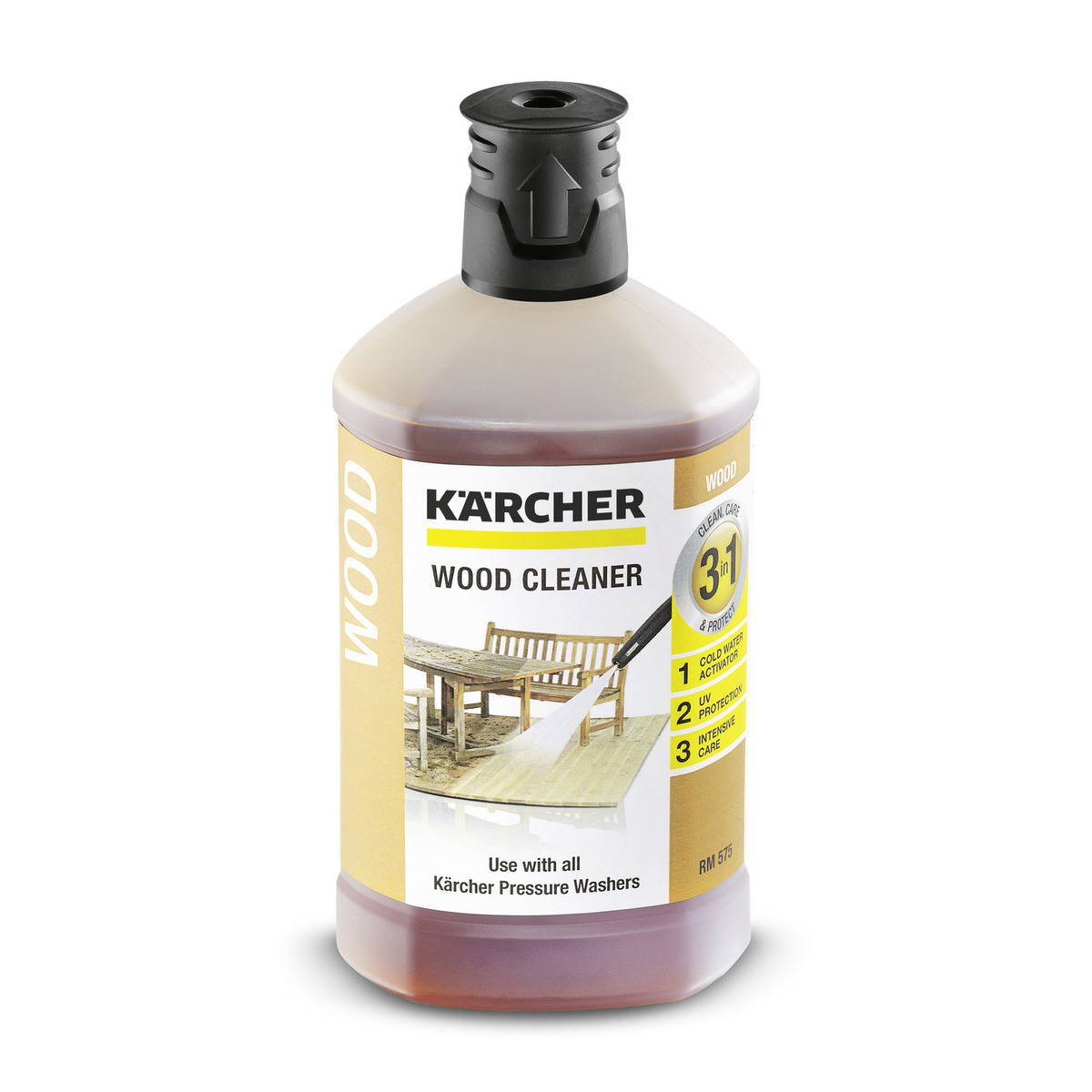 Karcher wood cleaner