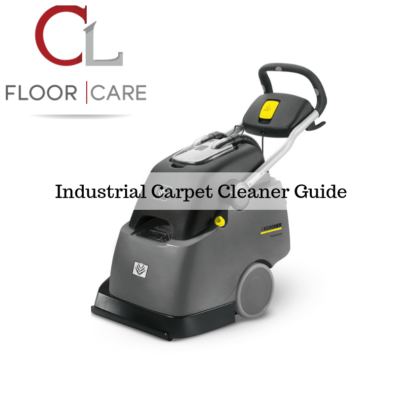 Industrial Carpet Cleaner Guide
