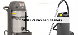 Nilfisk vs Karcher Cleaners