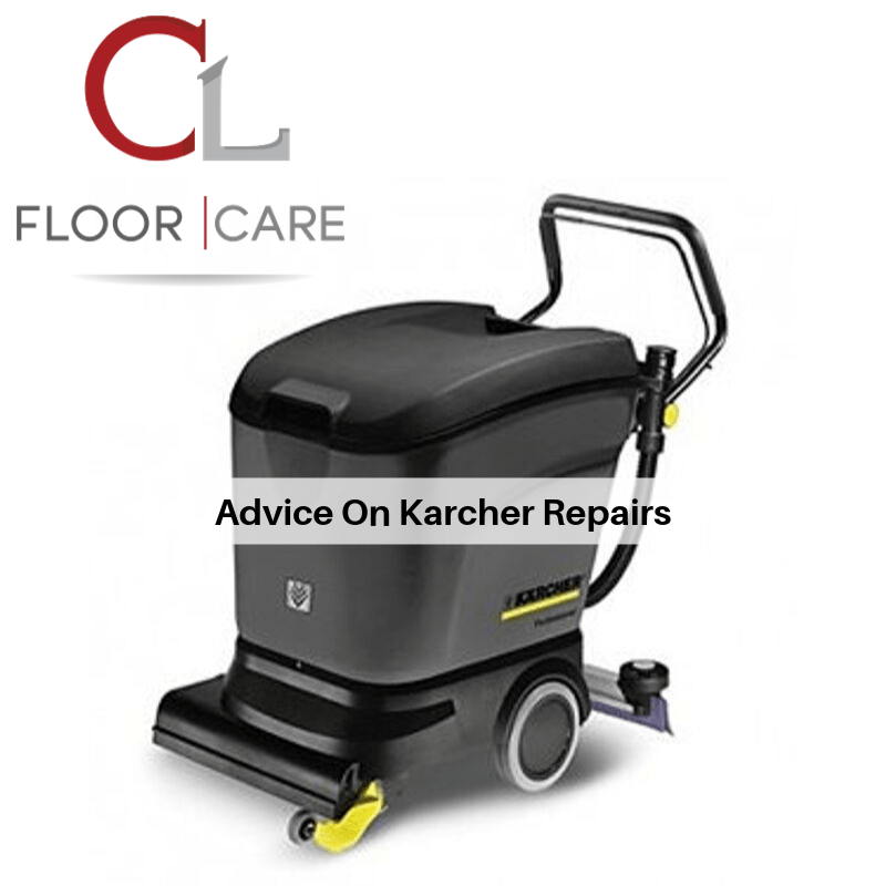 Karcher Repairs Advice