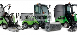 Outdoor Cleaning Machines For Winter