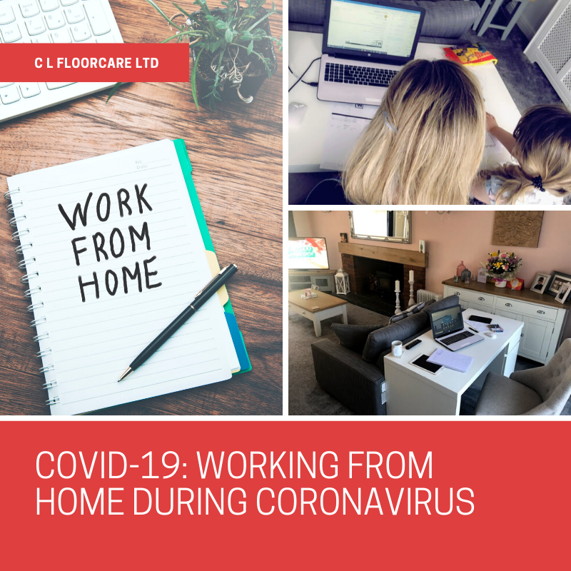 COVID-19: Working from home during coronavirus