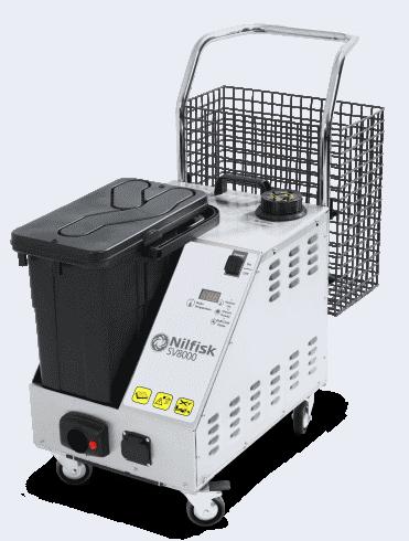 sv8000 steamerS