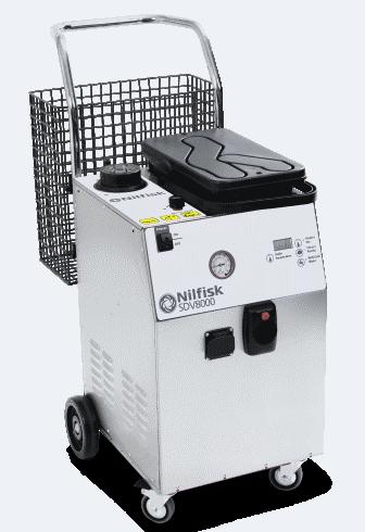 SDV8000 Steamer