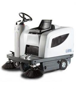 ride on floor sweepers